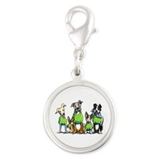 Adopt Shelter Dogs Charms