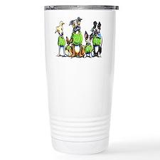 Adopt Shelter Dogs Travel Mug
