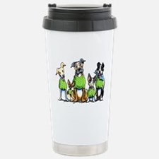 Adopt Shelter Dogs Travel Mug