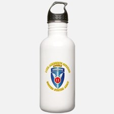 Army - 11th Airborne Division Water Bottle