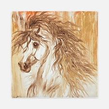 Desert Arabian Horse LRG Queen Duvet