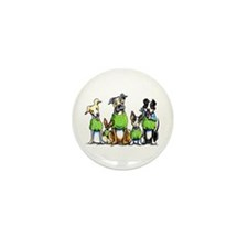 Adopt Shelter Dogs Mini Button (100 pack)