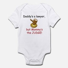 Mommy Judge Infant Bodysuit
