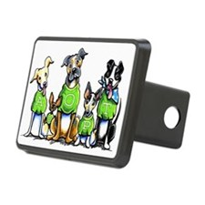 Adopt Shelter Dogs Hitch Cover