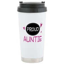 Proud Auntie Travel Mug