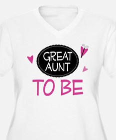 Great Aunt To Be T-Shirt