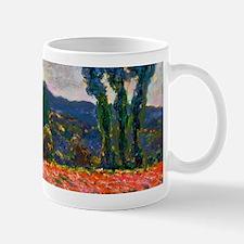 Monet - Poppy Field Mug