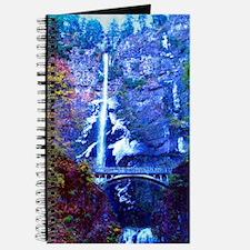 """""""Multnomah Falls Bridge"""" Journal"""