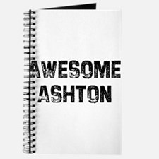 Awesome Ashton Journal