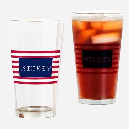 MICKEY Drinking Glass