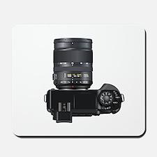 DSLR Camera Mousepad