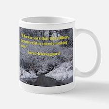 Soren Kierkegaard.jpg Mug
