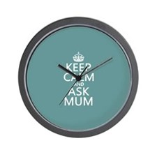 sm-square Wall Clock