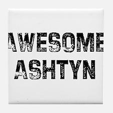 Awesome Ashtyn Tile Coaster