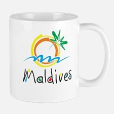 Maldives Mug