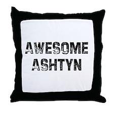 Awesome Ashtyn Throw Pillow