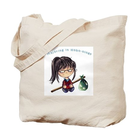 Majored in Hobo-Ology Tote Bag