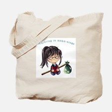 Majored in Hobo-Ology Tote Bag