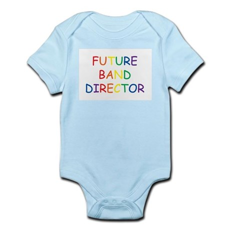 FUTURE BAND DIRECTOR Infant Creeper