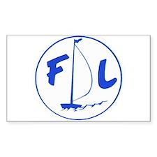 Fayson Lakes Logo Decal