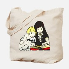 A Good Book Tote Bag