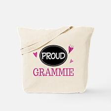 Proud Grammie Tote Bag