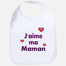 Jaime ma Maman Bib