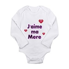 Jaime ma Mere-French Body Suit