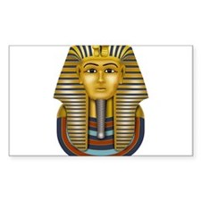Egyptian King Tut Decal