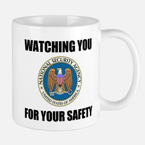 Watching You For Your Safety Mug