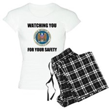 Watching You For Your Safety Pajamas