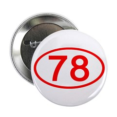 Number 78 Oval 2.25
