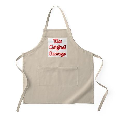 The Original Scrooge BBQ Apron
