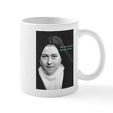 Saint Theresa of Lisieux The Way of Love Mug