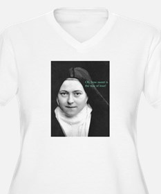 Saint Theresa of Lisieux The Way of Love Plus Size