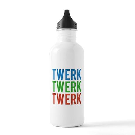 Twerk Twerk Twerk Stainless Water Bottle 1.0L