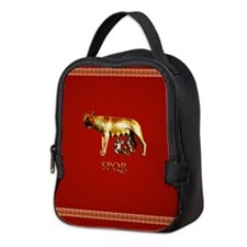 Imperial Rome Neoprene Lunch Bag