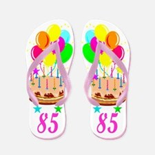 WONDERFUL 85TH Flip Flops