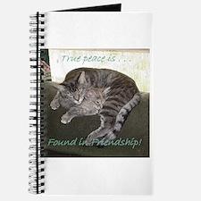 Peace in Friendship Journal
