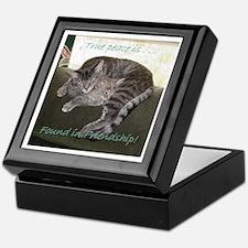 Peace in Friendship Keepsake Box