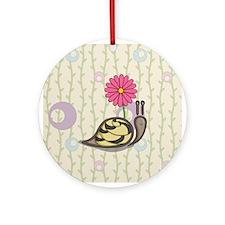 Sadie Ornament (Round)