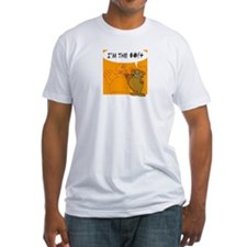 """""""$#!+"""" Fitted T-shirt"""