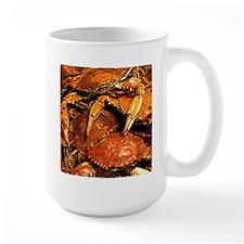 Maryland Steamed Crabs Logo Mug