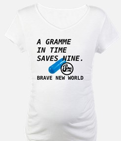 Brave New World - Gramme in Time Shirt