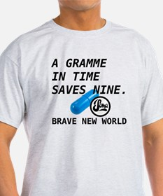 Brave New World - Gramme in Time T-Shirt