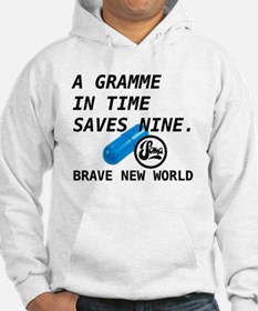 Brave New World - Gramme in Time Hoodie