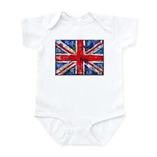 GB Flag Body Suit