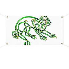St. Pats Cat Banner