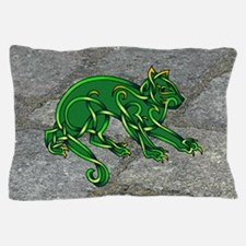 St. Pats Cat Pillow Case