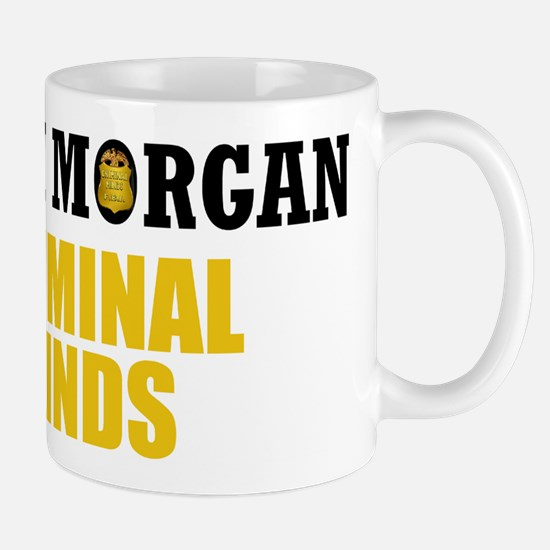 Team Morgan Small Mugs